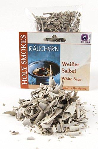 Raumduft Weißer Salbei - Räucherwerk von Dr. Berk 5 St. | Esoterik günstig online kaufen. -