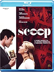 Scoop [Blu-ray] [IT Import]
