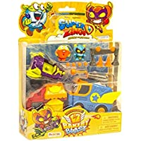 Superzings Rivals of Kaboom Blíster Mission (Magic Box Int Toys SZS0401)