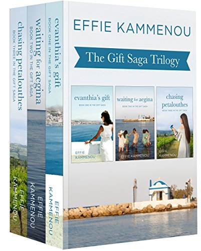 Book cover image for The Gift Saga Trilogy Box Set