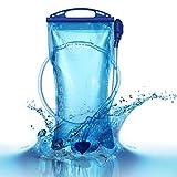 VENTCY trinksystem für Rucksack Trinkblase 2L/3L Wasserbeutel Wasserblase für Rucksack...