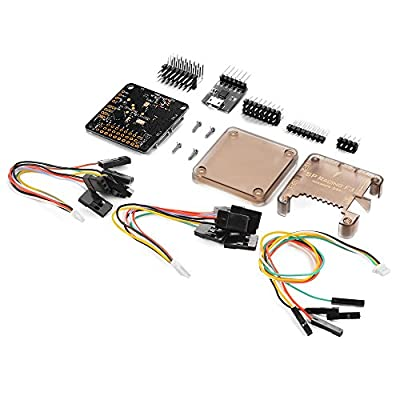 XCSOURCE Deluxe SP Racing F3 Flight Controller 10DOF Integrated OSD w/Case for Drone Quadcopter Multicopter QAV280/250/210/180 RC337
