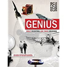 Genius: Great Inventors and Their Creations by Jack Challoner (2013-08-15)