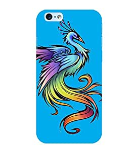 FIOBS fiercy computer designed bird scary sharp eyes Designer Back Case Cover for Apple iPhone 6s Plus :: Apple iPhone 6s+