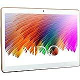 """XIDO Z90, 10 aduanas Tablet Pc (9.6""""), 3G Dual Sim, IPS Display 1280x800, Android 5.1, Lollipop 1 GB, 16GB de memoria, ordenador, teclado. blanco Weiß 224mm*160mm*60mm"""