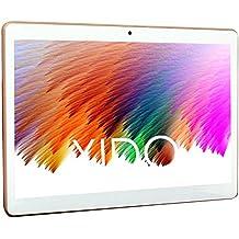 XIDO Z90 - Tablet PC de 10pulgadas (9,6), sim dual 3G, pantalla IPS 1280x 800, Android 5.1Lollipop, 1GB, 16GB de memoria, Quad Core, wifi, 9,6pulgadas blanco blanco 243mm*166mm*10mm