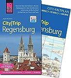 Reise Know-How CityTrip Regensburg: Reiseführer mit Faltplan und kostenloser Web-App - Jürgen Bergmann