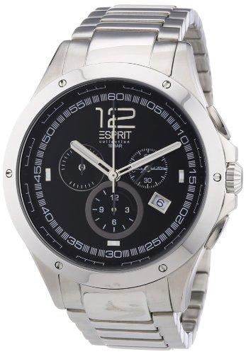 Esprit EL101421F06 - Orologio da polso uomo, acciaio inox, colore: argento
