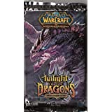 World of Warcraft Trading Jeu de cartes Twilight of the Dragons Booster Pack [Jouet]