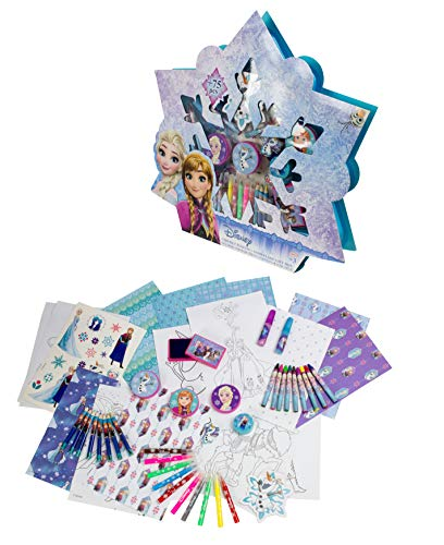 Disney Frozen - Set Creativo (D'Arpèje CFRO002)