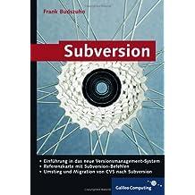 Subversion: Einführung in das neue Versionsmanagement-System, Vergleich mit CVS (Galileo Computing)