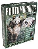 Panda Photomosaic Puzzle by Robert Silve...