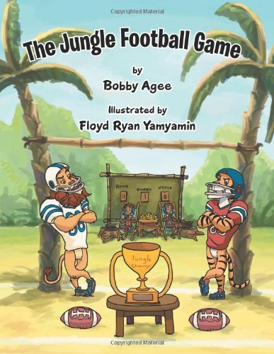 The Jungle Football Game Cover Image