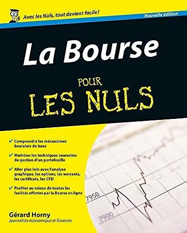 Vente Bourses - LA BOURSE POUR LES
