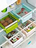 #7: InddusHome™ - BPA Free Multi Purpose Storage Racks Tray (Pack of 2) (Assorted Colours)