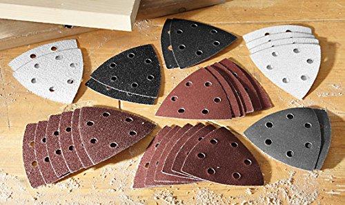 30Rolle Schleifbänder für Handbandschleifer dreieckig pdsz30A1Parkside