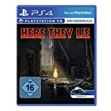 PS4: Here They Lie [PSVR]