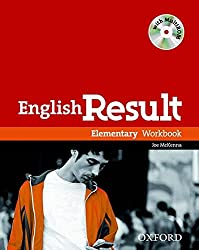 English Result: Elementary: Workbook with Answer Booklet and MultiROM Pack: General English four-skills course for adults