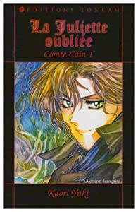 Comte Cain Edition simple Tome 1