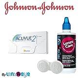 Johnson & Johnson Acuvue2 Contact Lens (...