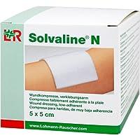 SOLVALINE N Kompressen 5x5 cm steril 25 St Kompressen preisvergleich bei billige-tabletten.eu