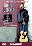 Learn To Play The Songs Of John Denver - Part 1 [2001] (REGION 1) (NTSC) [Reino Unido] [DVD]