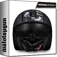 Amazon.es  momo design - S   Ropa y accesorios de protección   Motos ... d188fb6660bd