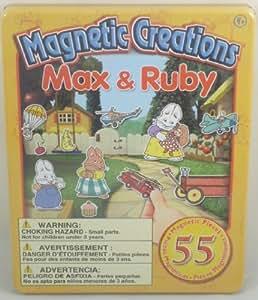 Max & le Rubis Créations Magnétiques