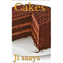 Cakes (English Edition)