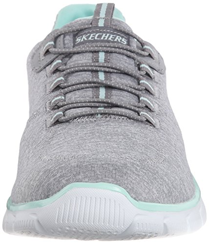 Skechers Damen Empire Heart To Heart Sneakers Grau (Gymt)