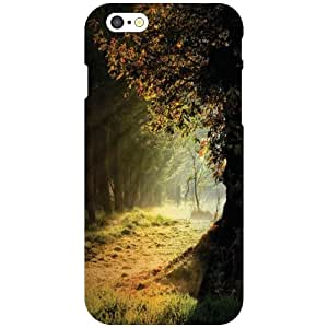 Printland Rays Phone Cover For Apple iPhone 6