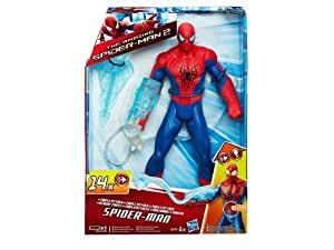 Amazing Spider-Man 2 - 25.5cm Triple Attack Spider-Man Figure