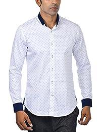 Pkin Men's Cotton Shirt