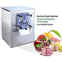 Enshey-20L/Hard Ice Cream Edelstahl H Eismaschine Digital-Tisch mit Eiscreme-Maschine, 220V, 1400W