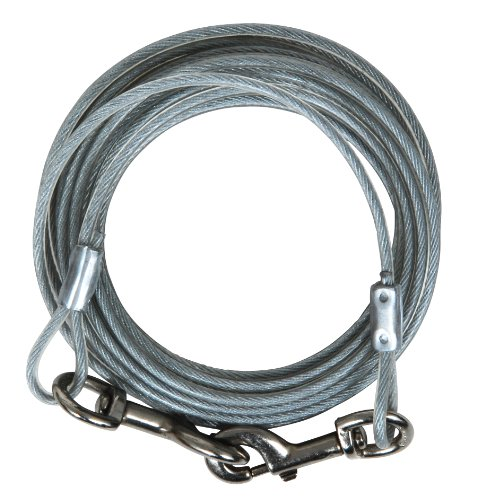 Artikelbild: Aspen Pet Tieout Cable, 20 Feet by Cider Mills