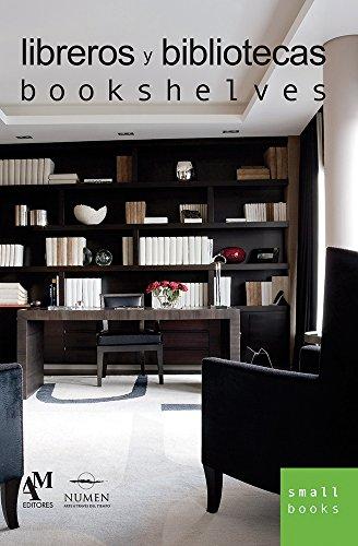 Libreros y Bibliotecas/Bookshelves (Small Books)