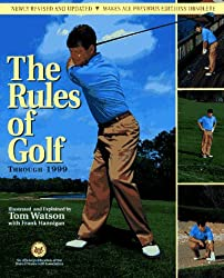 The Rules of Golf: Through 1999