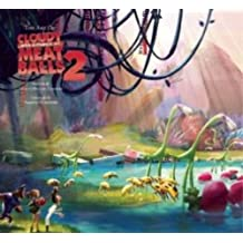 Art of Cloudy With a Chance of Meatballs 2 by Tracey Miller-Zarneke (2013-09-26)