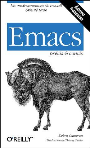 Précis & Concis : Emacs par Cameron
