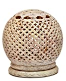 PK Enterprises Hand Crafted Candle Stand Votive - 3.5 Inch Height - Tealight Candle Holder for Showpiece, Utility, Table Decor, Home Decor and Gifts