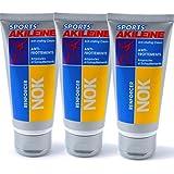 Akileïne Sports Crème NOK Anti-frottement - Lot de 3 Tubes