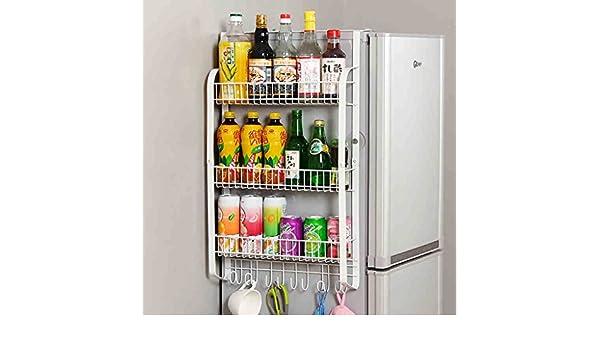 Kühlschrank Hänge Regal : Küchenschrank für kühlschrank küchenregale organizer likeluk