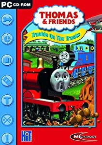 Thomas Amp Friends Trouble On The Tracks Pc Amazon Co
