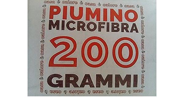 200x200 100/% Poliestere Esterno in Microfibra Morbidissima piumone Trapunta VLT 2 Piumini Smartsupershop Piumino Piazza e Mezza 4 Stagioni
