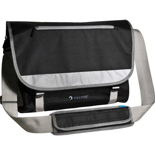 Sumdex Laptoptasche (Sumdex Decode Umhängetasche für 39,6 cm (15,6 Zoll) Notebooks DED-012BK)