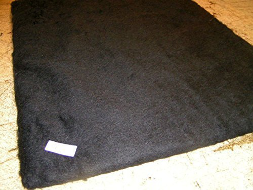 KosiPet® Luxury FAUX FUR Pet Dog Cat Bed Mat With Fibre Pad