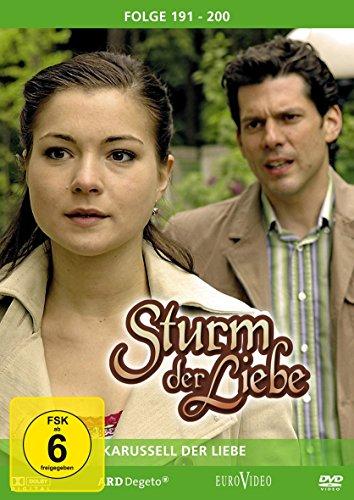 Sturm der Liebe 20 - Folge 191-200: Karussel der Liebe (3 DVDs)