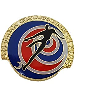 Costa Rica Pin S Costa Rica Fan-Fußball Weltmeisterschaft