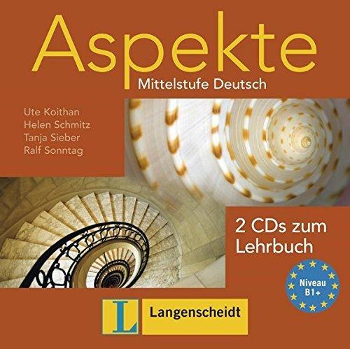 Aspekte: Cds Zum Lehrbuch 1 (2) by Ute Koithan (2007-05-01)