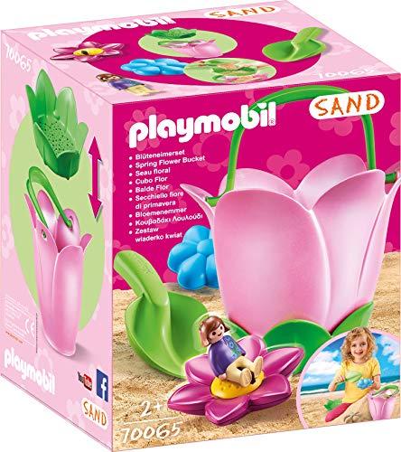 PLAYMOBIL 70065 Sand Sandeimerchen Frühlingsblume, bunt